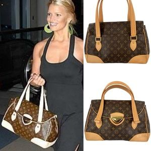 Beverly Shoulder Bag by Louis Vuitton